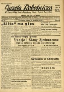 Gazeta Robotnicza, 1935, R. 40, nr 245