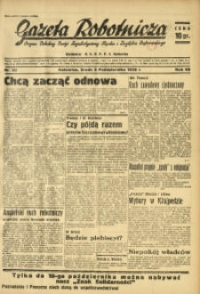 Gazeta Robotnicza, 1935, R. 40, nr 262