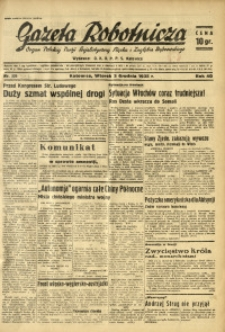 Gazeta Robotnicza, 1935, R. 40, nr 327