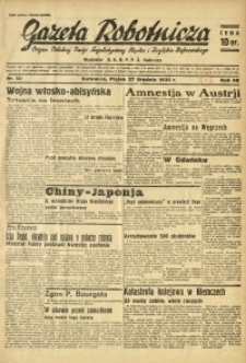 Gazeta Robotnicza, 1935, R. 40, nr 352