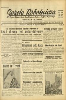 Gazeta Robotnicza, 1938, R. 5, nr 8