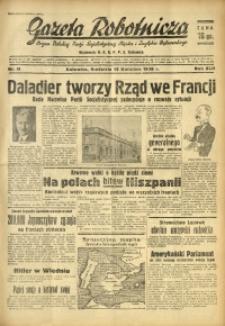 Gazeta Robotnicza, 1938, R. 42, nr 88