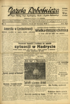 Gazeta Robotnicza, 1938, R. 42, nr 95