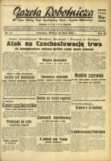 Gazeta Robotnicza, 1938, R. 42, nr 125
