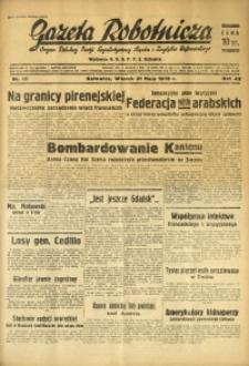 Gazeta Robotnicza, 1938, R. 42, nr 131