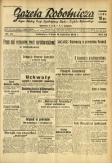 Gazeta Robotnicza, 1938, R. 42, nr 146