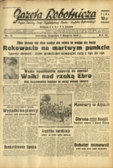 Gazeta Robotnicza, 1938, R. 42, nr 193