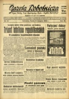 Gazeta Robotnicza, 1938, R. 42, nr 204