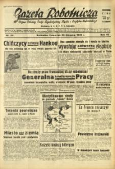Gazeta Robotnicza, 1938, R. 42, nr 209