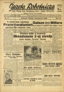 Gazeta Robotnicza, 1938, R. 42, nr 247