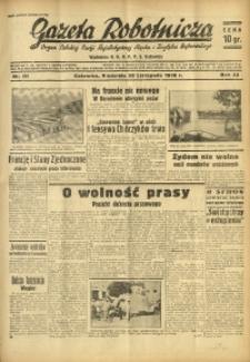 Gazeta Robotnicza, 1938, R. 42, nr 291