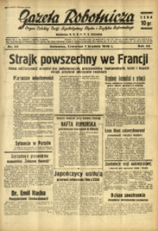 Gazeta Robotnicza, 1938, R. 42, nr 300