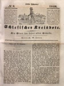 Schlesischer Kreisbote, 1846, Jg. 11, No. 8