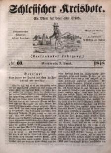 Schlesischer Kreisbote, 1848, Jg. 13, No. 60