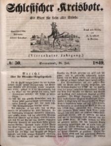 Schlesischer Kreisbote, 1849, Jg. 14, No. 59