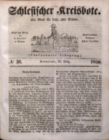 Schlesischer Kreisbote, 1850, Jg. 16, No. 26