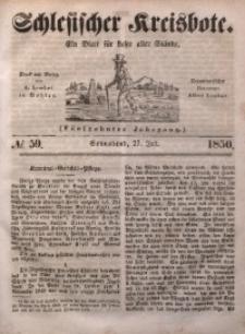 Schlesischer Kreisbote, 1850, Jg. 16, No. 59
