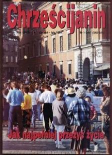 Chrześcijanin, 1997, R. 68, nr 1-2