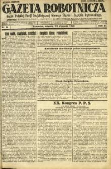 Gazeta Robotnicza, 1926, R. 31, nr 8