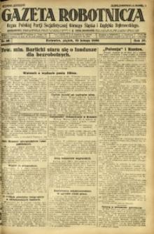 Gazeta Robotnicza, 1926, R. 31, nr 40