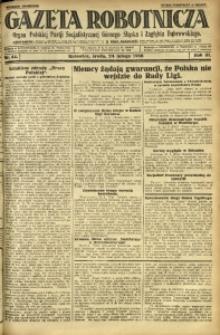 Gazeta Robotnicza, 1926, R. 31, nr 44