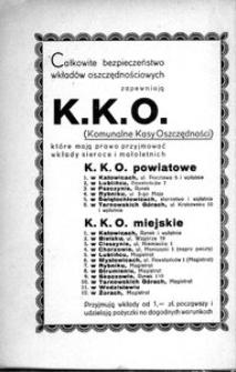 Księga adresowa polskiego rzemiosła i drobnego przemysłu na Śląsku.