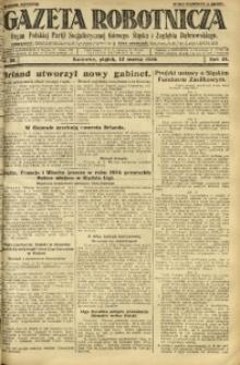 Gazeta Robotnicza, 1926, R. 31, nr 58