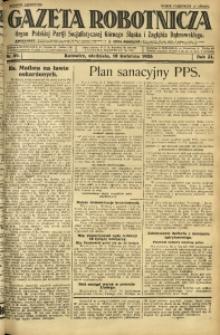 Gazeta Robotnicza, 1926, R. 31, nr 89
