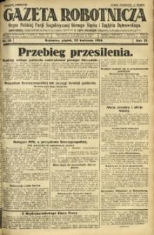 Gazeta Robotnicza, 1926, R. 31, nr 93