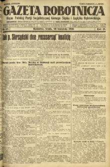 Gazeta Robotnicza, 1926, R. 31, nr 97