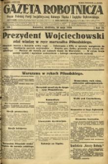 Gazeta Robotnicza, 1926, R. 31, nr 110