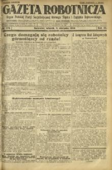 Gazeta Robotnicza, 1926, R. 31, nr 174