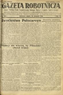 Gazeta Robotnicza, 1926, R. 31, nr 183