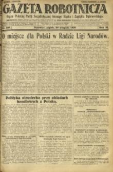 Gazeta Robotnicza, 1926, R. 31, nr 189