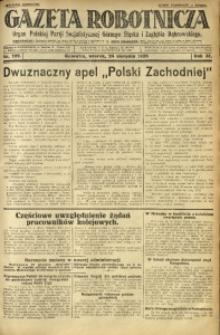Gazeta Robotnicza, 1926, R. 31, nr 192