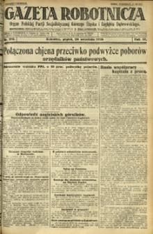 Gazeta Robotnicza, 1926, R. 31, nr 219