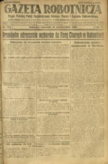 Gazeta Robotnicza, 1926, R. 31, nr 242