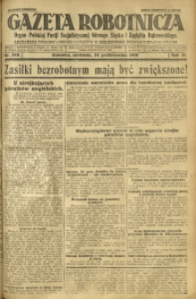Gazeta Robotnicza, 1926, R. 31, nr 245