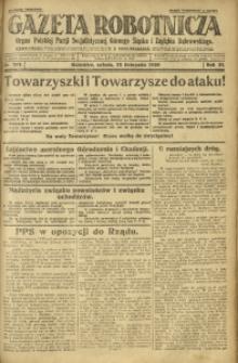 Gazeta Robotnicza, 1926, R. 31, nr 261