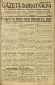 Gazeta Robotnicza, 1926, R. 31, nr 264