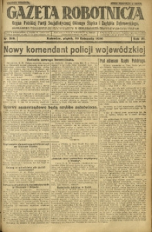 Gazeta Robotnicza, 1926, R. 31, nr 266
