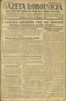 Gazeta Robotnicza, 1926, R. 31, nr 271