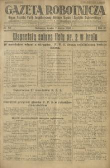 Gazeta Robotnicza, 1928, R. 33, nr 55