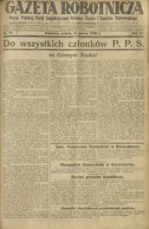 Gazeta Robotnicza, 1928, R. 33, nr 76