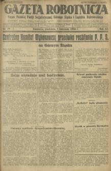 Gazeta Robotnicza, 1928, R. 33, nr 77