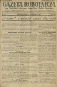 Gazeta Robotnicza, 1928, R. 33, nr 88