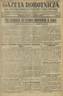 Gazeta Robotnicza, 1928, R. 33, nr 129
