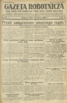 Gazeta Robotnicza, 1928, R. 33, nr 145