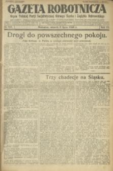 Gazeta Robotnicza, 1928, R. 33, nr 149
