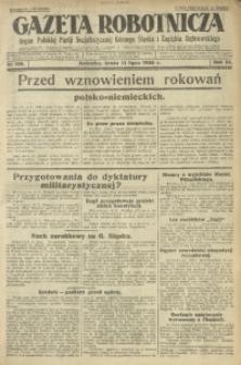 Gazeta Robotnicza, 1928, R. 33, nr 156